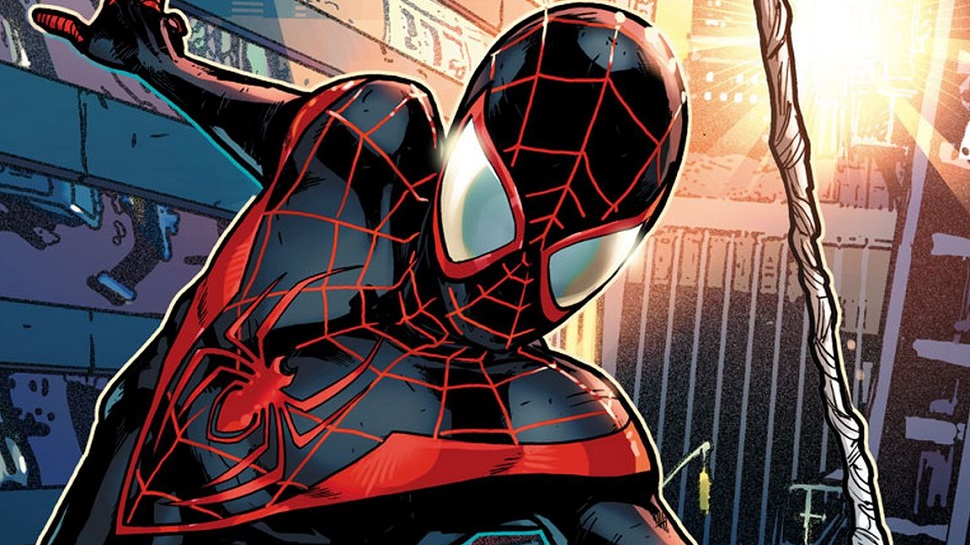 Spider-Man Workout 2