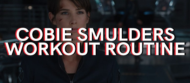 cobie smulders Workout Routine