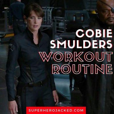 Cobie Smulders Workout