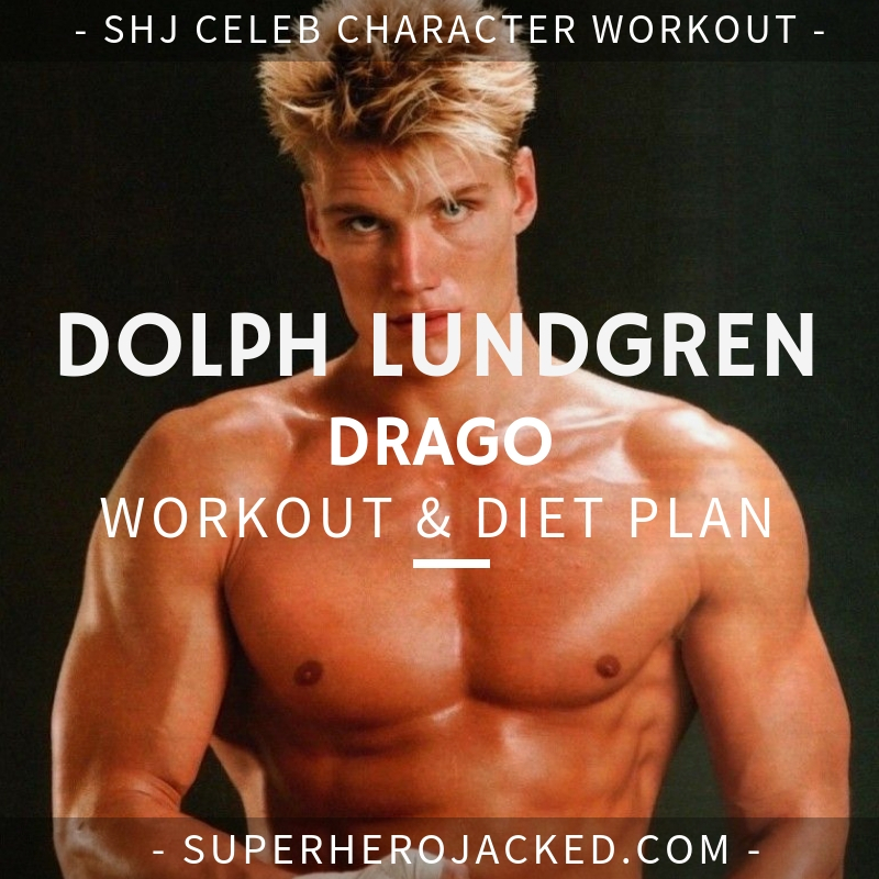 Dolph Lundgreen Drago Workout and Diet
