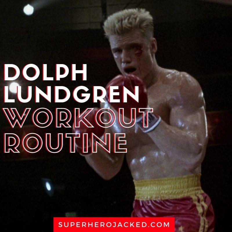 Dolph Lundgren Workout