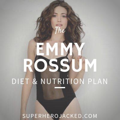 Emmy Rossum Diet and Nutrition