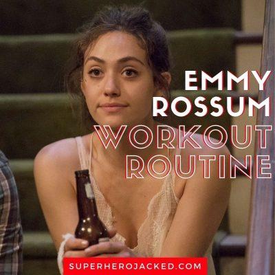 Emmy Rossum Workout