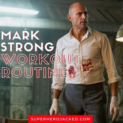 Mark Strong Workout