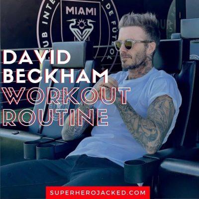 David Beckham Workout