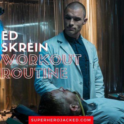 Ed Skrein Workout