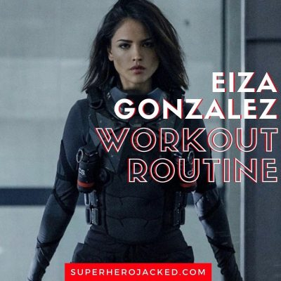 Eiza Gonzalez Workout
