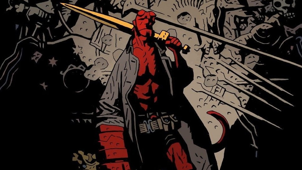 Hellboy Workout 1
