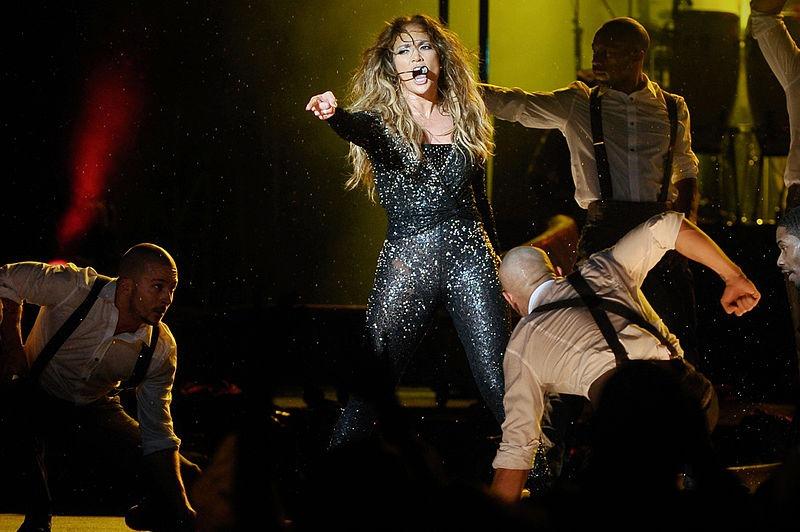 Jennifer Lopez Workout 12