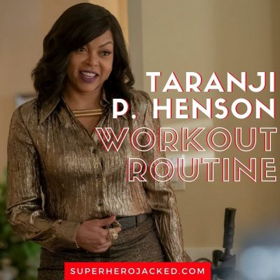 Taranji P. Henson Workout