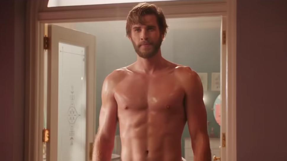 Liam Hemsworth Workout 3