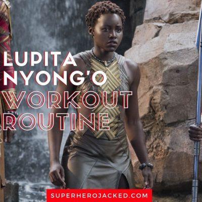 Lupita Nyong'o Workout