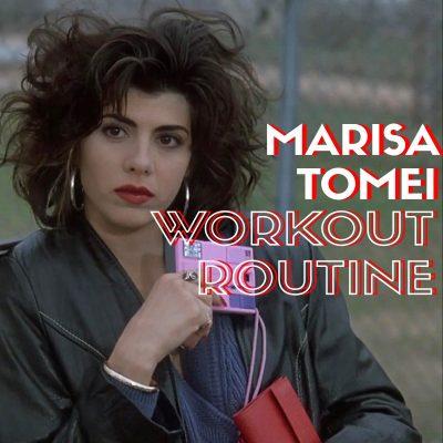 Marisa Tomei Workout
