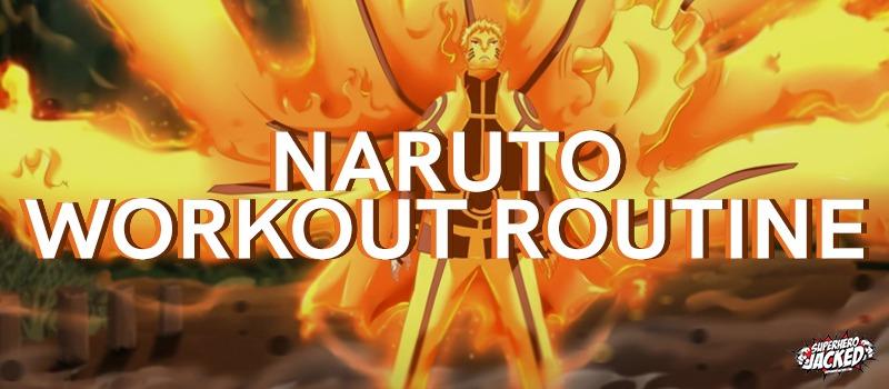 Naruto Workout Routine