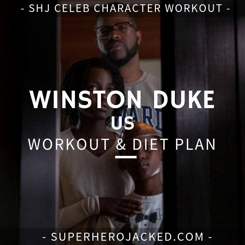 Winston Duke Us Workout