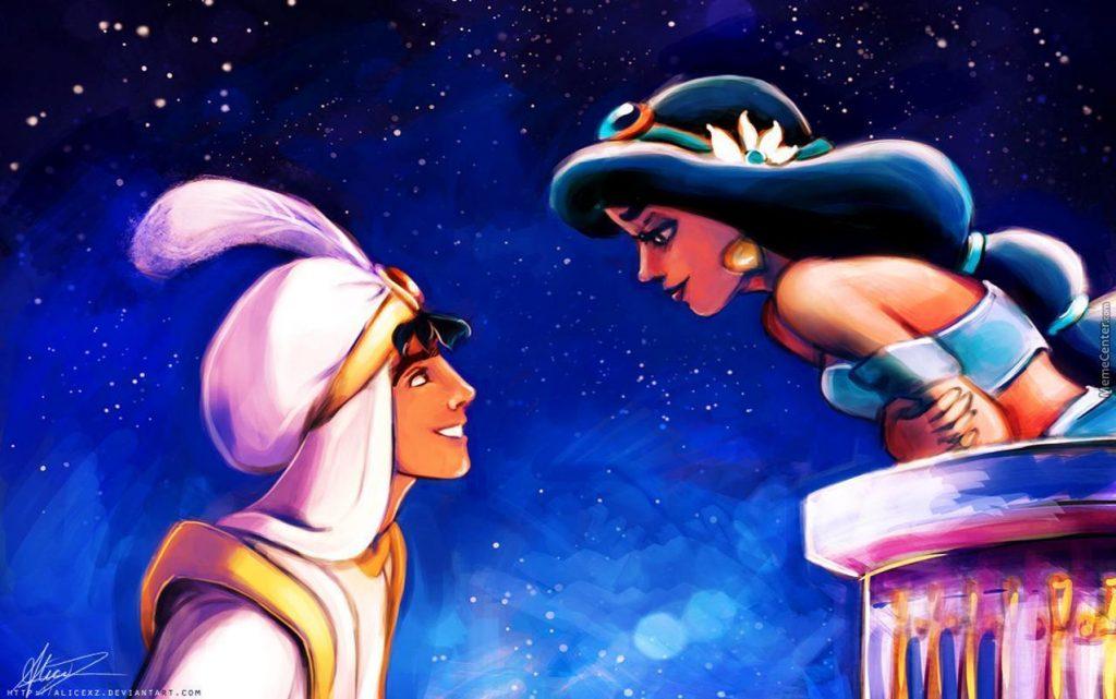 Aladdin Inspired Workout 1