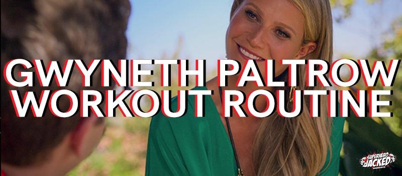 Gwyneth Paltrow Workout Routine