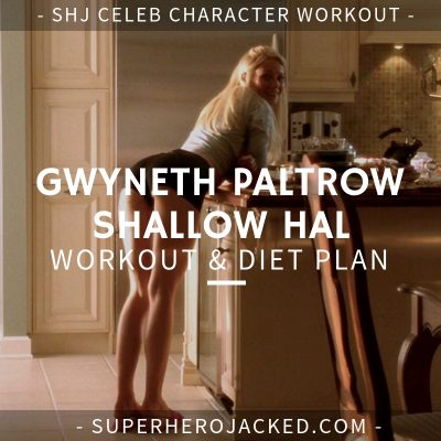 Gwyneth Paltrow Workout and Diet