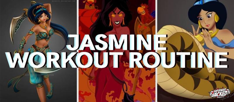Jasmine Workout Routine