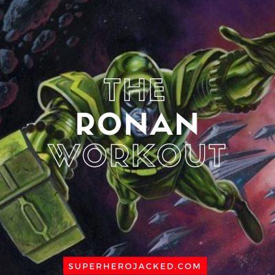 The Ronan Workout Routine