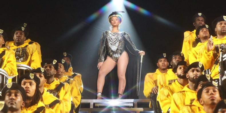 Beyonce Workout 1