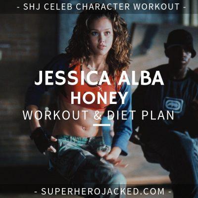 Jessica Alba Honey Workout and Diet