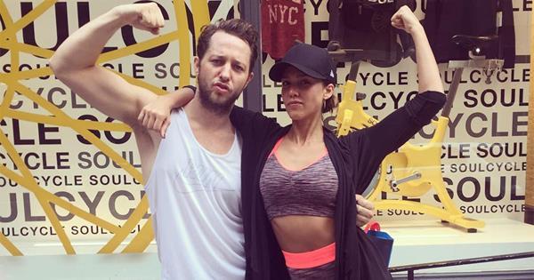 Jessica Alba Workout 1