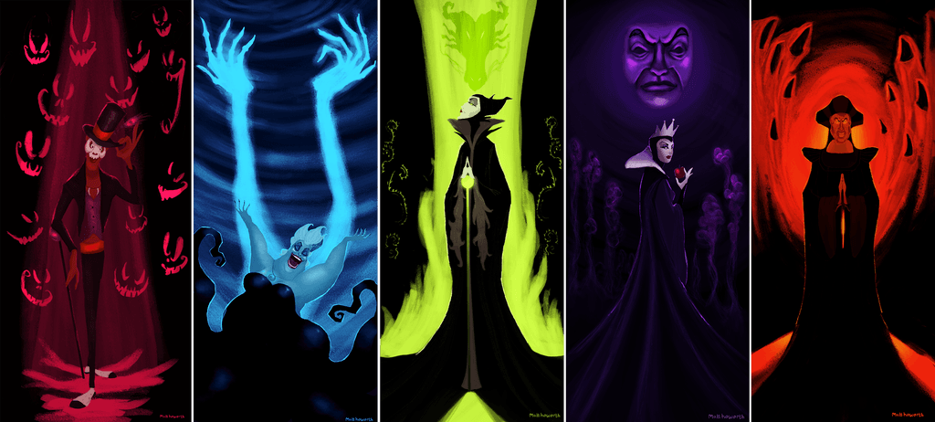 Maleficent Inspired Workout 1