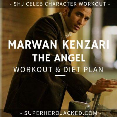 Marwan Kenzari The Angel Workout and Diet