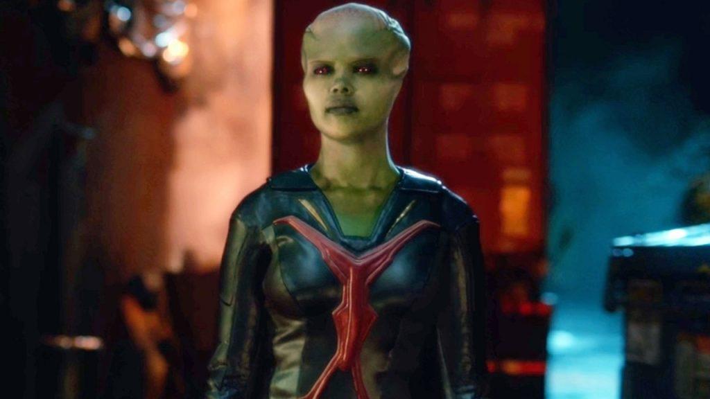 Miss Martian Workout 1