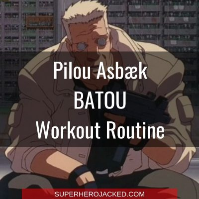Pilou Asbæk Batou Workout