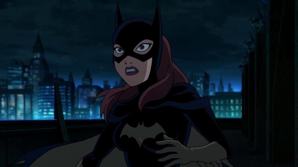 Batgirl Workout 3