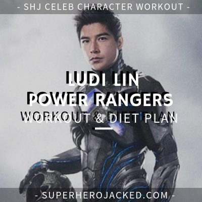 Ludi Lin Power Rangers Workout and Diet