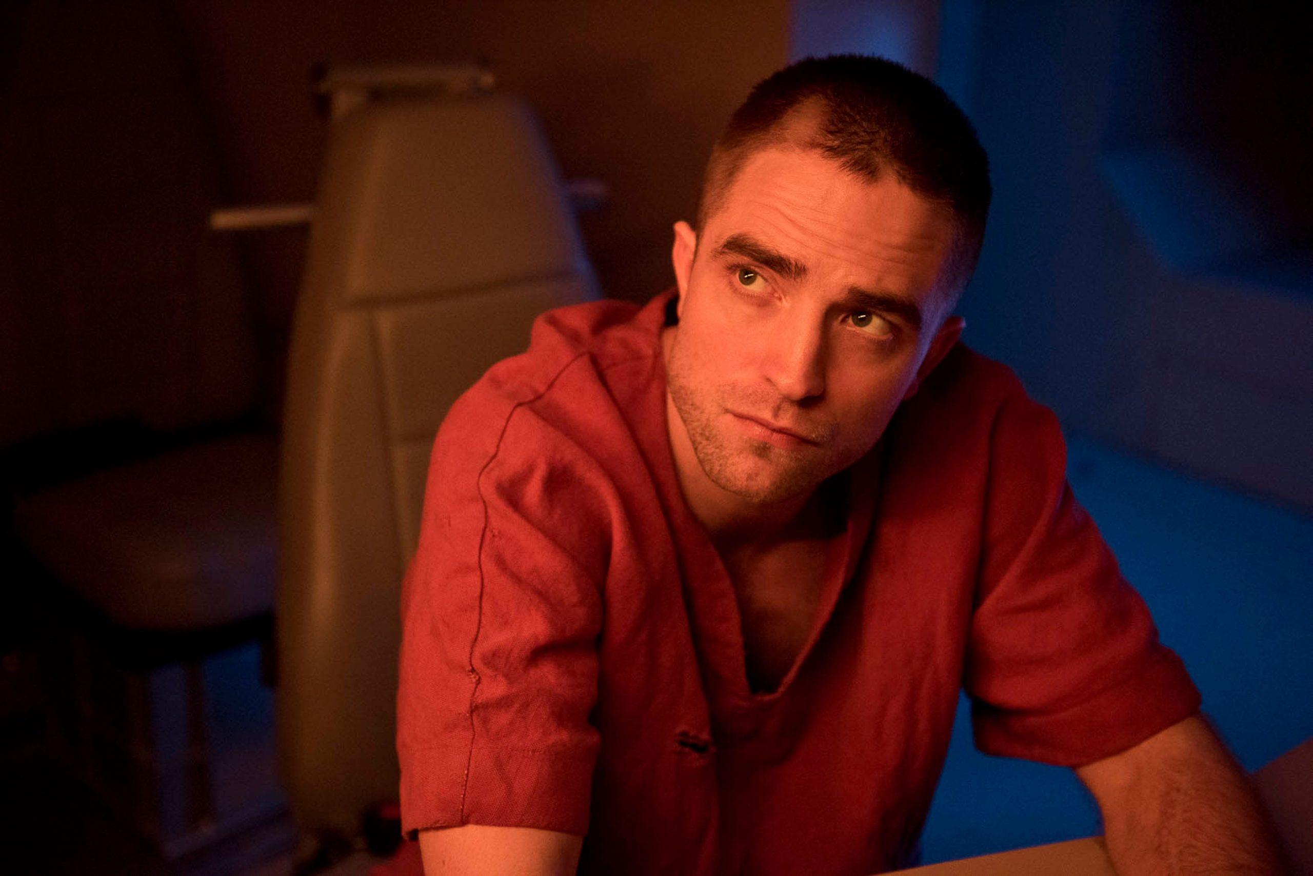 Robert Pattinson Workout Routine 2