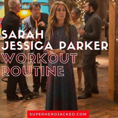 Sarah Jessica Parker Workout