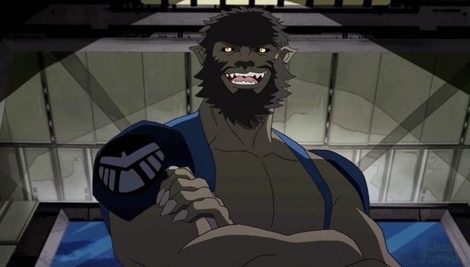 Werewolf By Night Workout