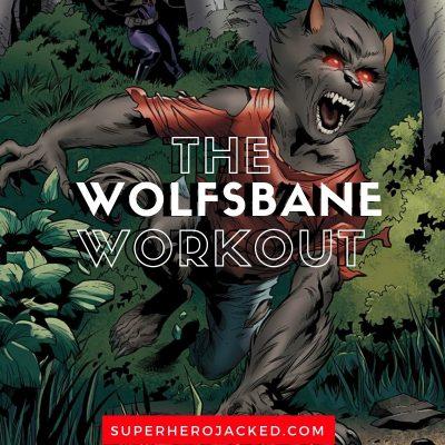 Wolfsbane Workout Routine and Diet
