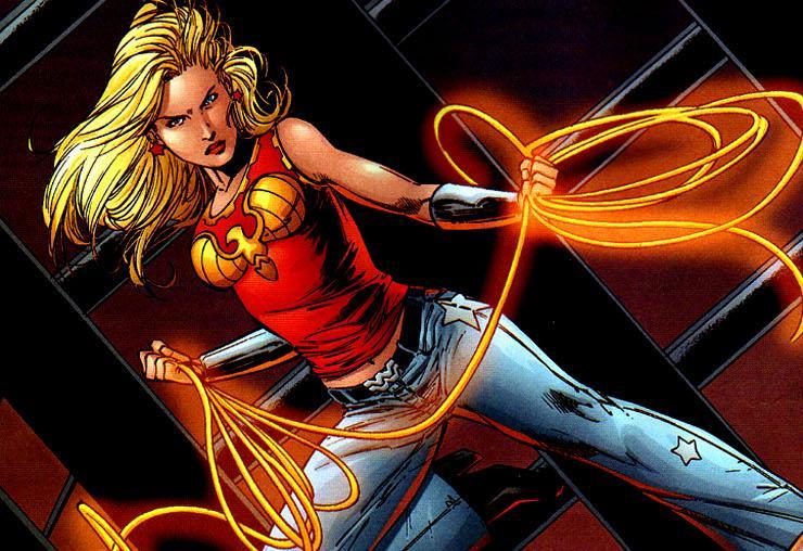 Wonder Girl Workout 1