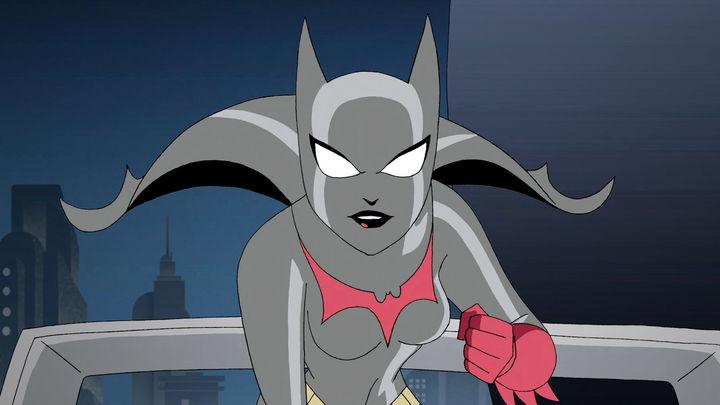Batwoman Workout 2