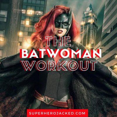 Batwoman Workout Routine