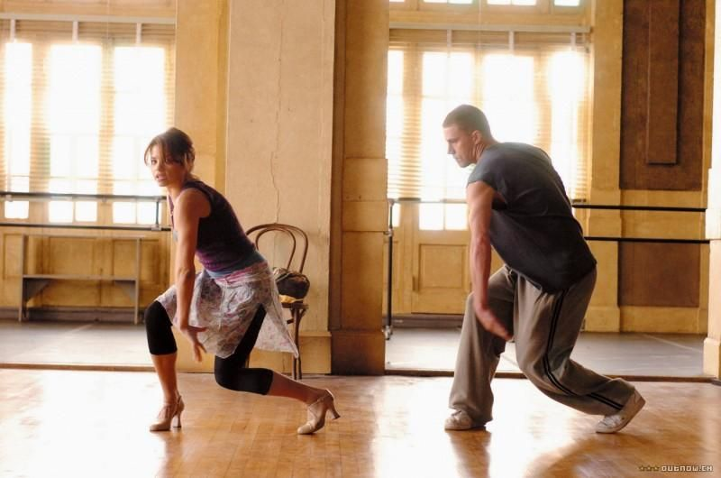 Jenna Dewan Workout 1