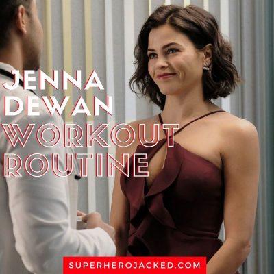 Jenna Dewan Workout