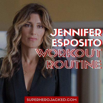 Jennifer Esposito Workout