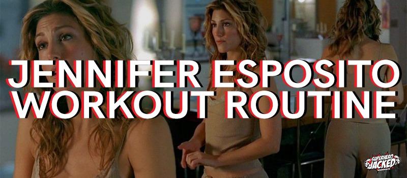 Jennifer Esposito Workout Routine