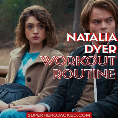 Natalia Dyer Workout