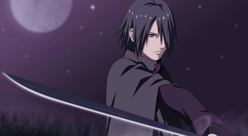 Sasuke Uchiha Workout 1