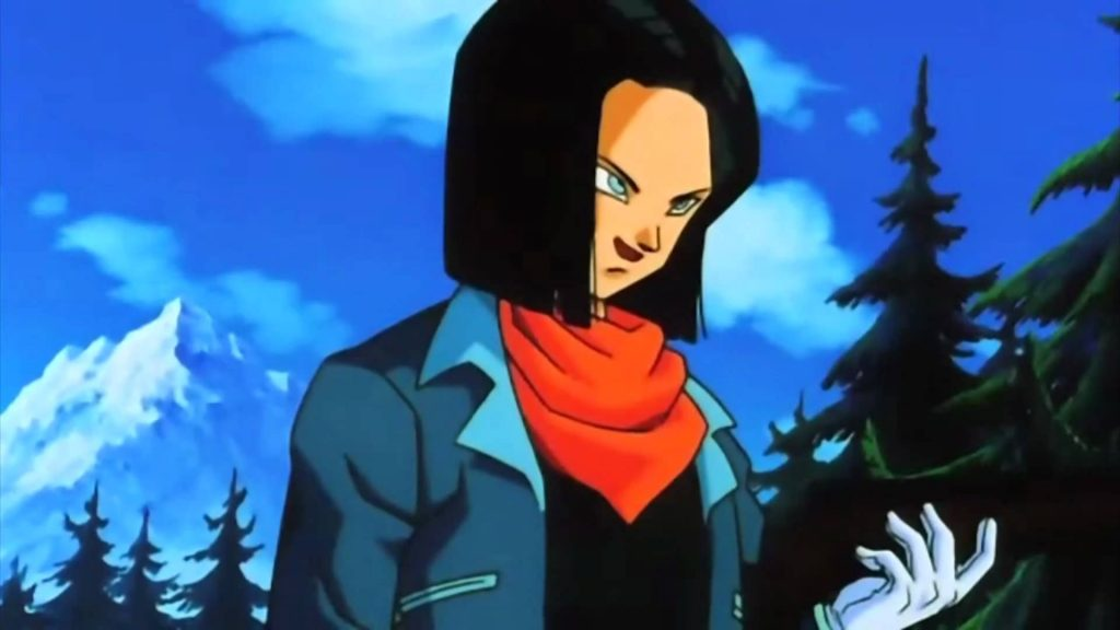 Android 17 Workout 4