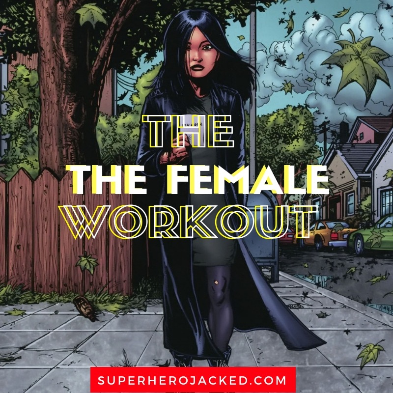 The Female Workout Routine (1)