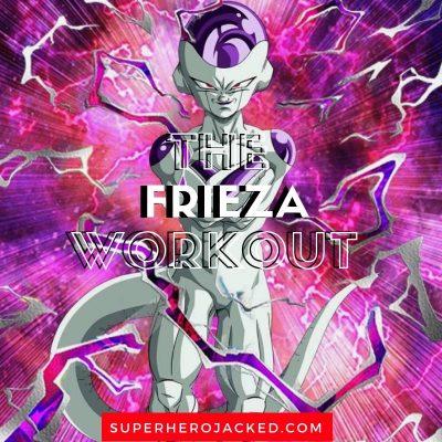 The Frieza Workout Routine