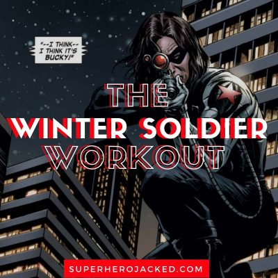 The Winter Soldier Workout Routine